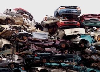 Ako zlikvidovať havarované auto?