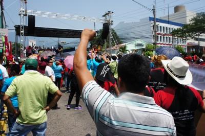 First of May Parade - San Pedro Sula