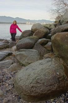 Rock walking
