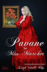 Cover Image of Pavane for Miss Marcher