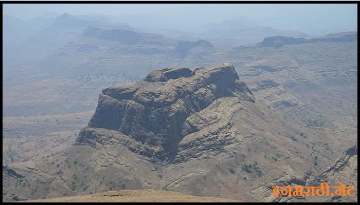 salher fort information in marathi