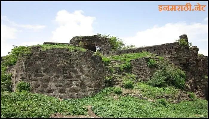 chakan fort history in marathi