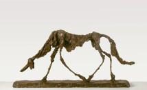 """""""Le chien"""" (Alberto Giacometti)"""