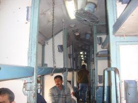 В индийском поезде)
