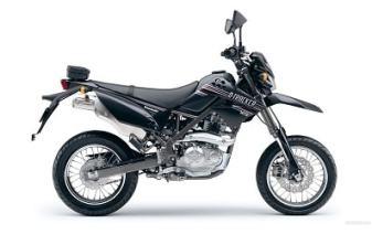 аренда мотоцикла байка d-tracker бали
