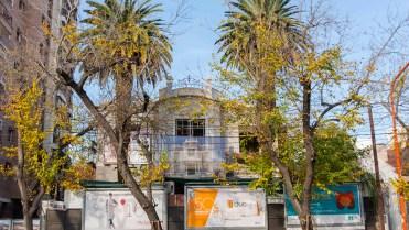 Mansión Stoppel. En remodelación. Aquí funcionará el museo dedicado a Carlos Alonso.