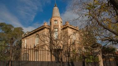 Casa de las Aspirinas (Casa Graffigna).