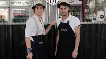 Esperanza y Ramiro Astié. Foto: gentileza de Hipólito.