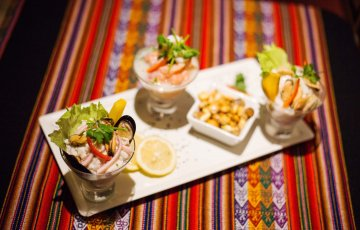 Sabrosura - Restorán peruano