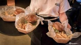 La BBQ es una de las hamburguesas más pedidas.
