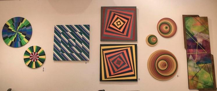 Obras de Laura Caccavo