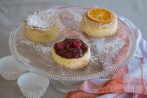 GoTea - Delicias para compartir - Tartaletas dulces