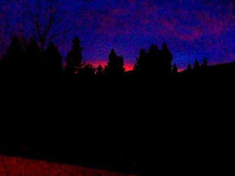 Morning Sunrise - Menlo Park - 15 Dec 2009