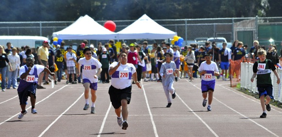 20th annual Special Olympics at Menlo School