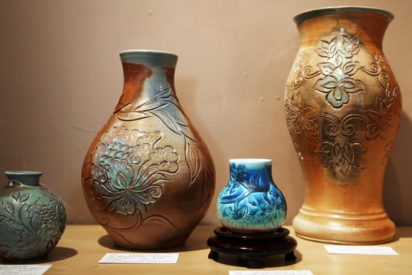 Misako Kambe ceramic art