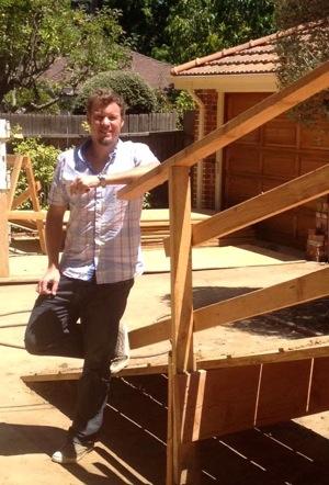new owner of historic Santa Cruz Ave home in Menlo Park