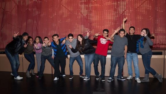 2013 M-A fashion show participants