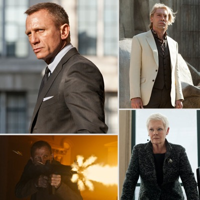 cast of Skyfall