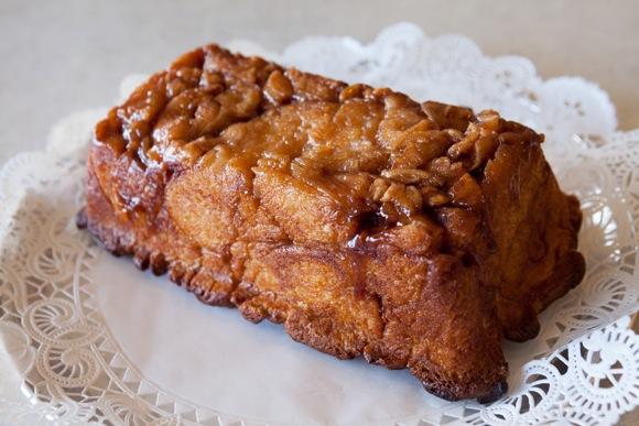 Martha Merz Cinnamon Bread