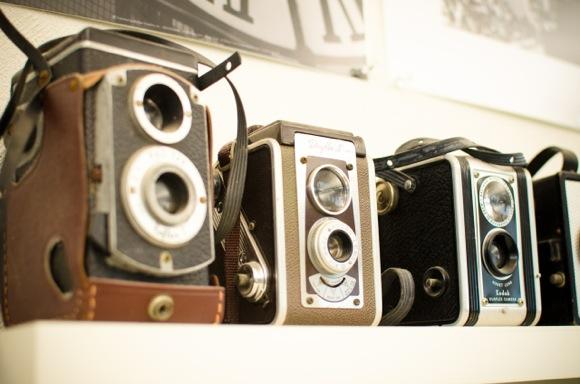 Janet Gregori_old cameras
