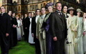 Downtown Abbey poster