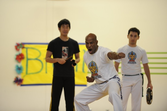 martial arts at Brazil days