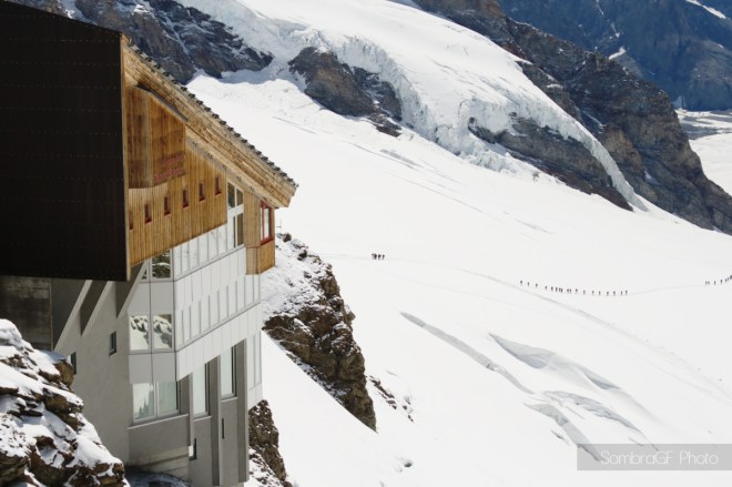 Top of europe jungfraujoch