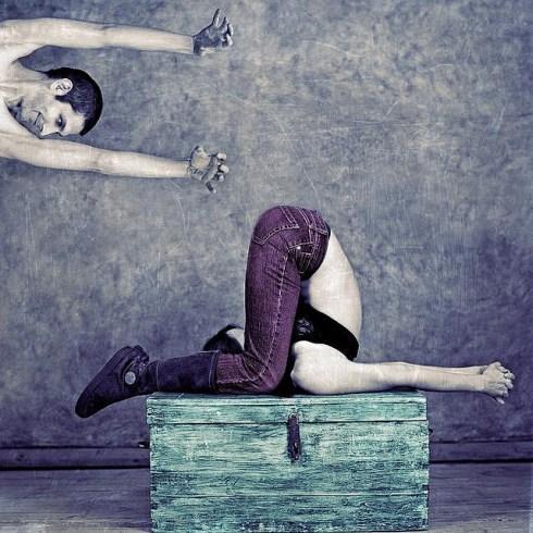 gosia janik yoga 06 Karna Pidasana