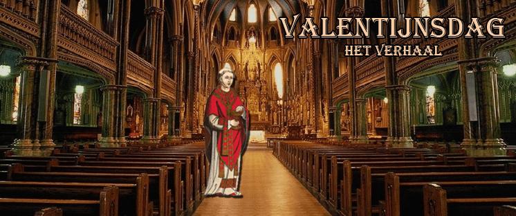 De legende van Valentijnsdag