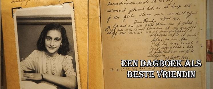 Een dagboek als beste vriendin