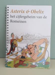 Asterix & Obelix, het cijfergeheim van de Romeinen.