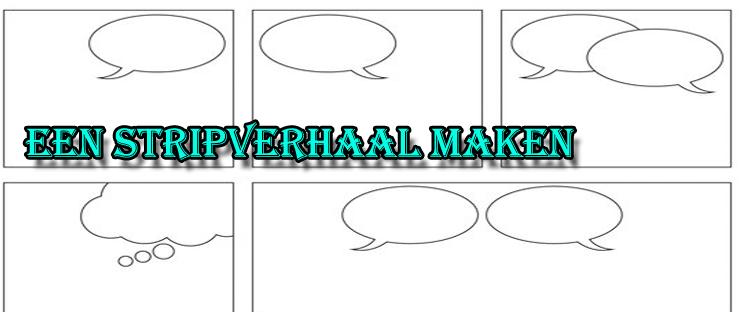 een-stripverhaal-maken