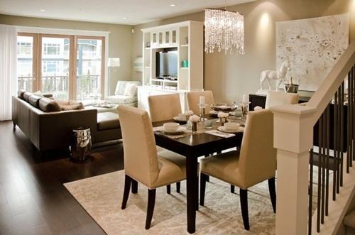 Ideas For Living Room Dining Room Combo Novocom Top