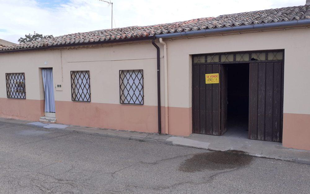 Casa Calle Huertas San Román de Hornija