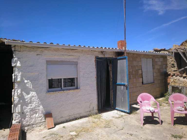 Casa en calle Plaza Mayor (Fuentesecas)