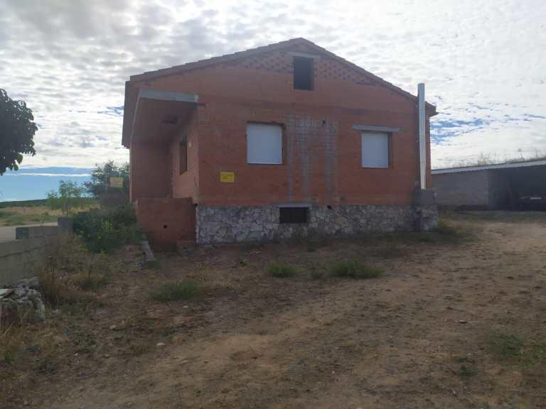 Casa Calle Juan Mora San Roman de Hornija