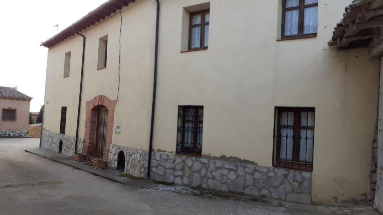 Casa en Tiedra.