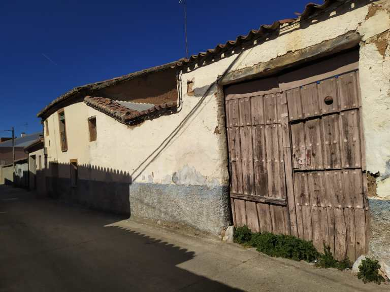 Casa en Calle Tuerta.