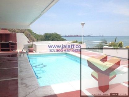 Vendo Casa Playa, Santa Marta