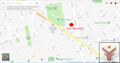 venta lote 1843 esquinero ave 0A calle 5 barrio lleras restrepo cucuta