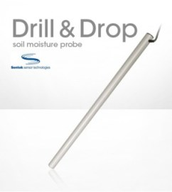 soil moisture drill and drop probe