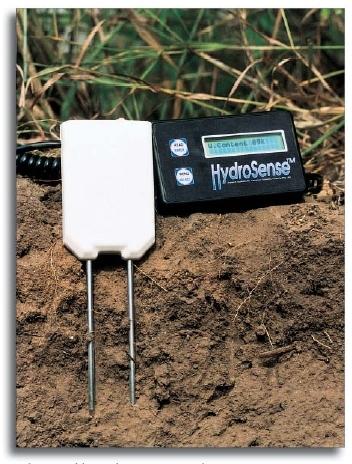 hydrosense soil moisture sensor