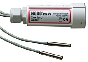 HOBO U23-003 2x External Temp logger