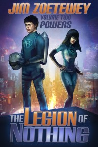 The Legion of Nothing: Powers (Volume 2)