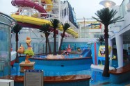Children's pool/ play area
