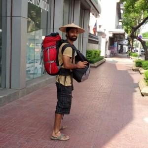 Paramveer the backpacker