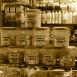 Jamu herbs market