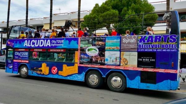 alcudia open top bus 2016_ - 3