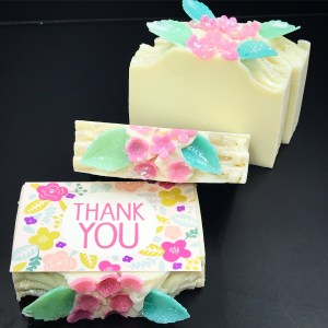 Pretty Little Flowers Soap