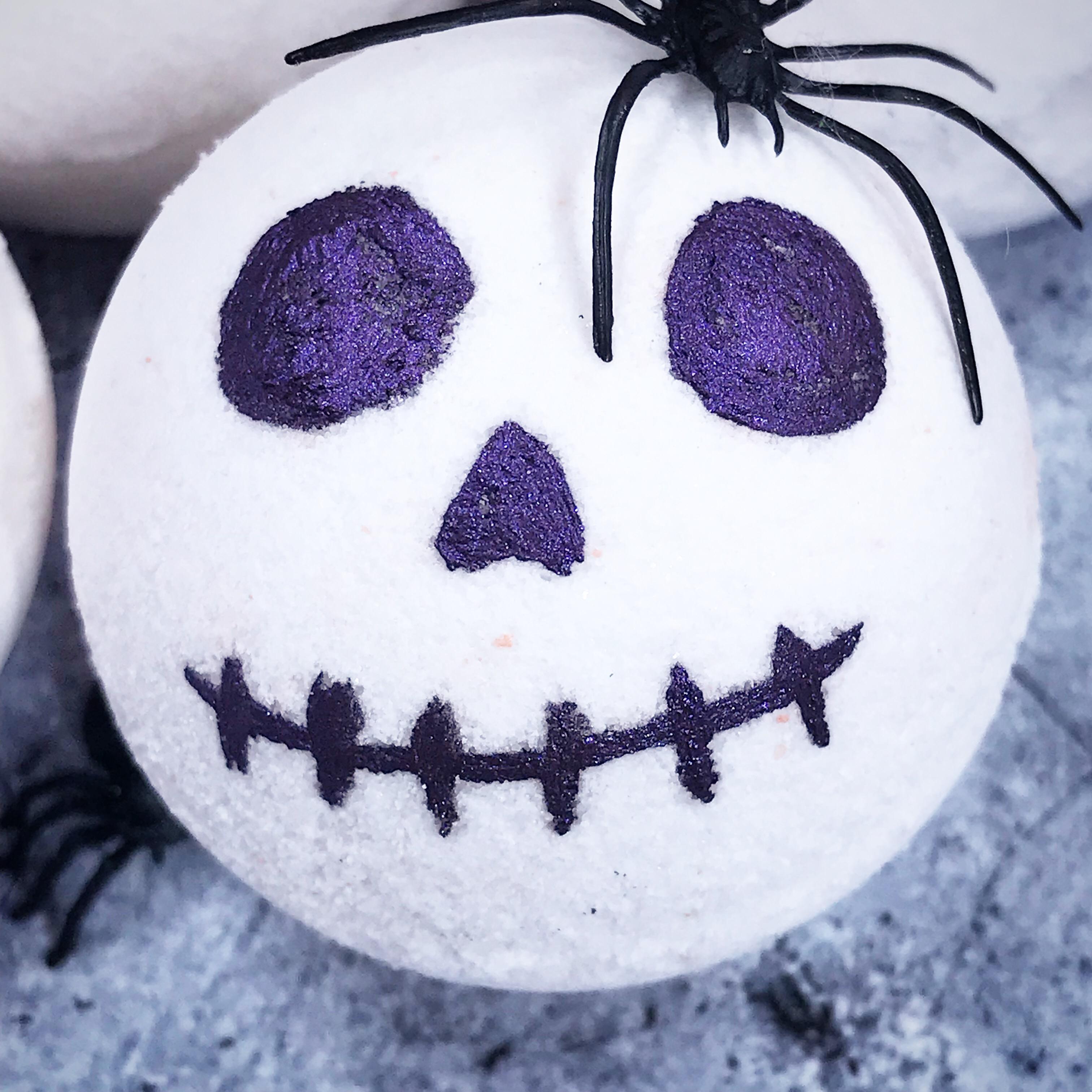 Halloween skull bb
